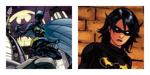 The goddamn Batgirl.