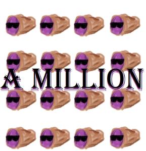 One Million potatoes