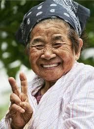 smiling gma